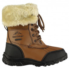 Karrimor Casual Childrens Snow Boots Зимние ботинки Tan